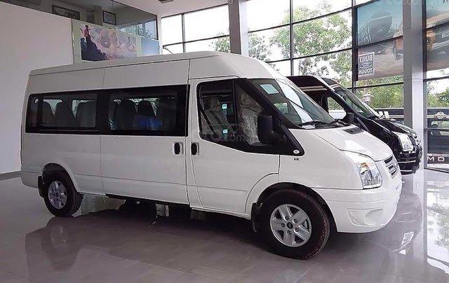 Bán ô tô Ford Transit SVP năm sản xuất 2019, màu trắng, giá ưu đãi nhất miền Nam  0