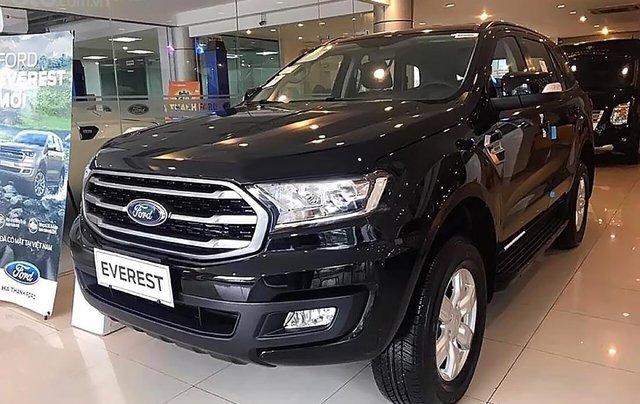 Bán Ford Everest 2019, màu đen, nhập khẩu0
