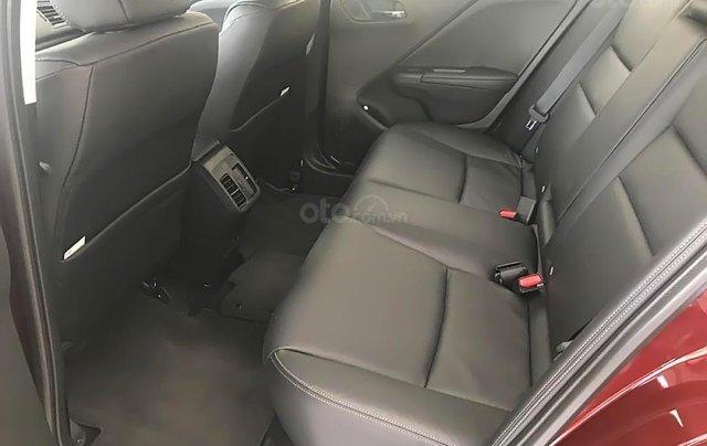 Bán Honda City 1.5CVT đời 2019, màu đỏ, giá 599tr4