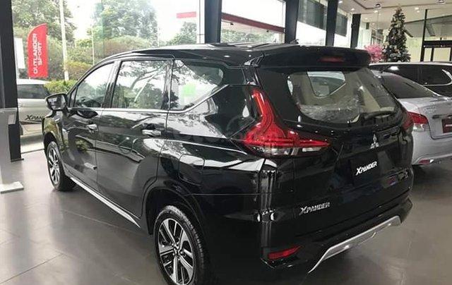 Bán Mitsubishi Xpander năm sản xuất 2019, màu đen, xe nhập khẩu 100% indonesia3
