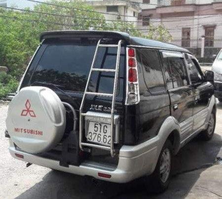 Bán Mitsubishi Jolie đời 2005, màu đen xe gia đình3