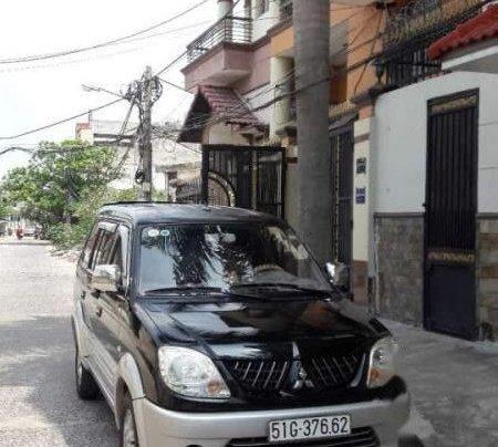 Bán Mitsubishi Jolie đời 2005, màu đen xe gia đình2