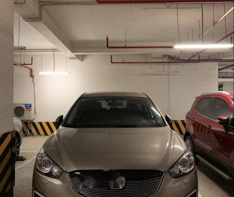Cần bán gấp Mazda CX 5 năm 2015, màu xám còn mới1