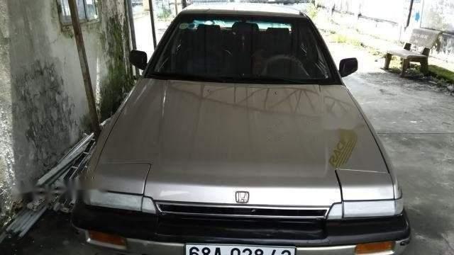 Cần bán xe Honda Accord sản xuất 1984, mọi chức hoạt động đầy đủ0