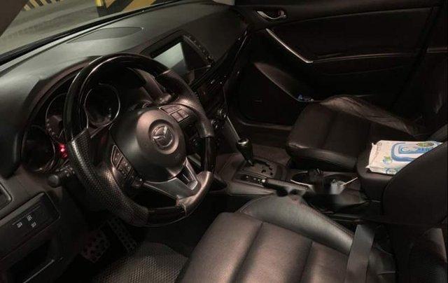 Cần bán gấp Mazda CX 5 năm 2015, màu xám còn mới2