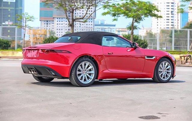 Bán xe Jaguar F Type S 3.0 V6 2019, màu đỏ, nhập khẩu nguyên chiếc1