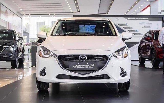 Bán xe Mazda 2 Premium 2019, màu trắng, Nhập khẩu Thái Lan 0