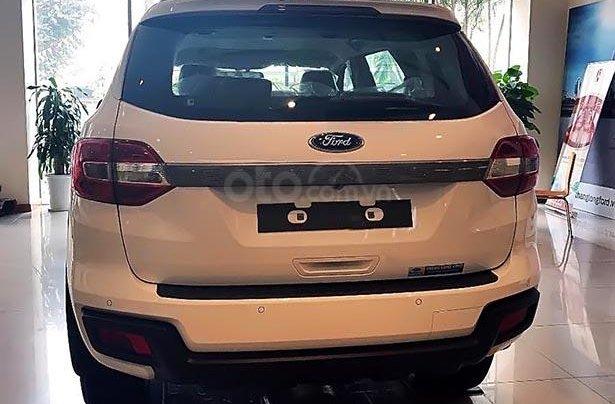 Cần bán Ford Everest AmBiente 2.0L AT năm sản xuất 2019, màu trắng, nhập khẩu1