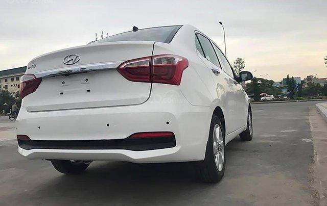 Bán ô tô Hyundai Grand i10 năm sản xuất 2019, màu trắng1
