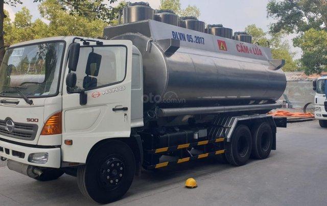 Xe Bồn Hino FM 19 khối - Chuyên chở xăng dầu, hóa chât, chất lỏng công nghiệp1