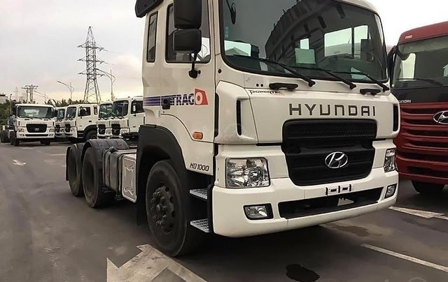 Bán ô tô Hyundai HD đời 2019, màu trắng, xe nhập0