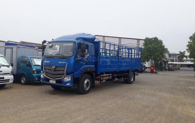 Xe tải Thaco Auman C160. E4 tải trọng 9.1 tấn Trường Hải thùng dài 7,4m ở Hà Nội0