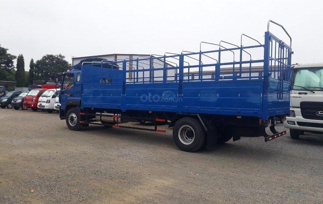 Xe tải Thaco Auman C160. E4 tải trọng 9.1 tấn Trường Hải thùng dài 7,4m ở Hà Nội4