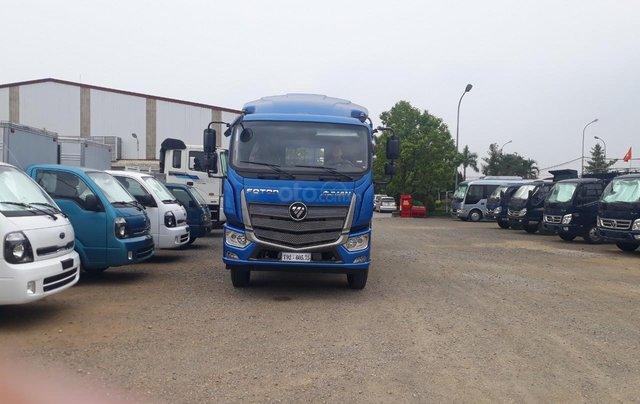 Xe tải Thaco Auman C160. E4 tải trọng 9.1 tấn Trường Hải thùng dài 7,4m ở Hà Nội2