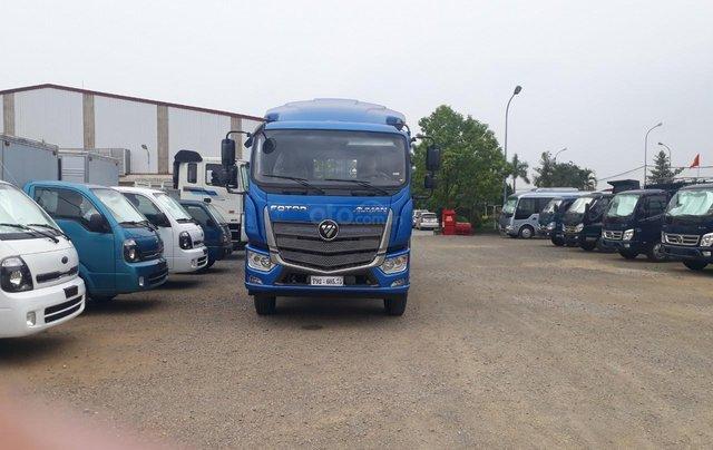 Xe tải Thaco Auman C160. E4 tải trọng 9.1 tấn Trường Hải thùng dài 7,4m ở Hà Nội3