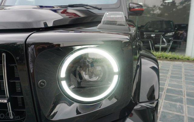 Bán G63 -AMG Edition One năm 2019, màu đen, nhập khẩu8