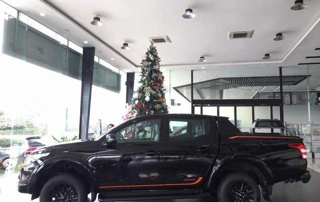Bán Mitsubishi Triton năm 2018, nhập khẩu Thái, giá tốt0