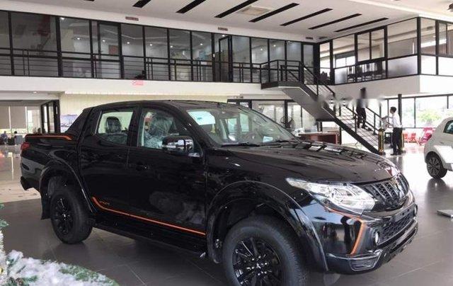Bán Mitsubishi Triton năm 2018, nhập khẩu Thái, giá tốt5
