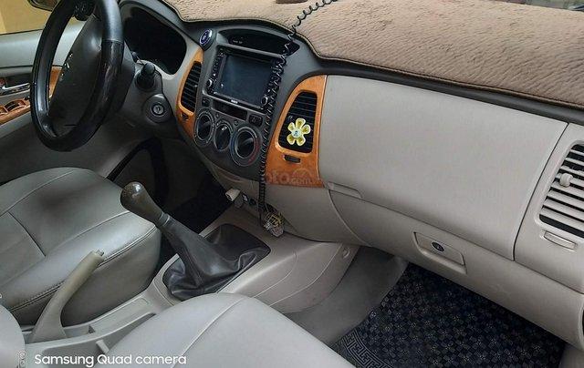 Cần bán Toyota Innova G 2011, màu bạc1