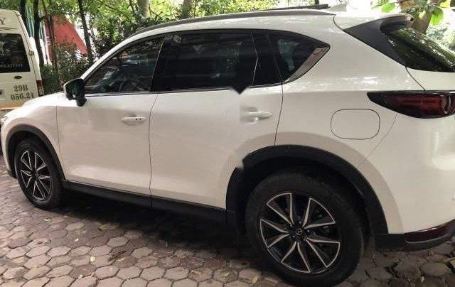 Bán Mazda CX 5 sản xuất 2018, màu trắng, 885tr2