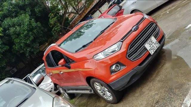 Bán Ford EcoSport sản xuất năm 2017 chính chủ, giá tốt