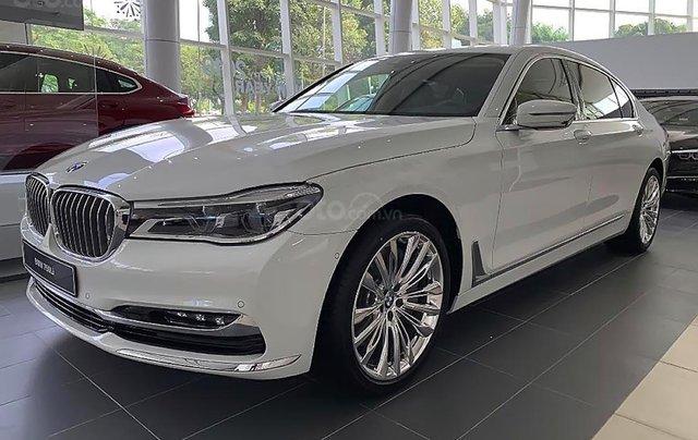 Bán BMW 750Li sản xuất năm 2019, màu trắng, nhập khẩu0