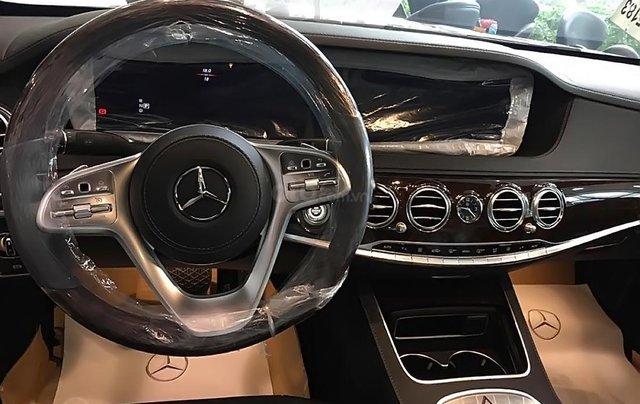 Cần bán xe Mercedes S450L năm 2019, màu đen, giá tốt3