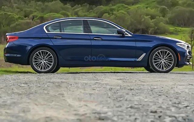 Bán BMW 5 Series 530i năm sản xuất 2019, nhập nguyên chiếc từ Đức và có sẵn để giao ngay0
