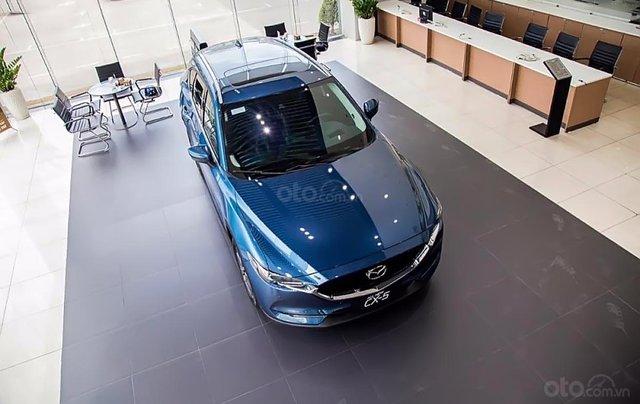 Bán xe Mazda CX 5 2.5 AT 2WD năm 2018, màu xanh lam0