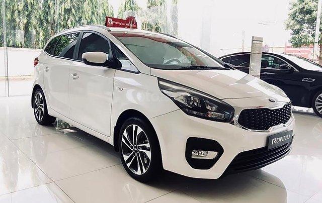 Bán xe Kia Rondo GMT năm 2019, màu trắng, 609 triệu0