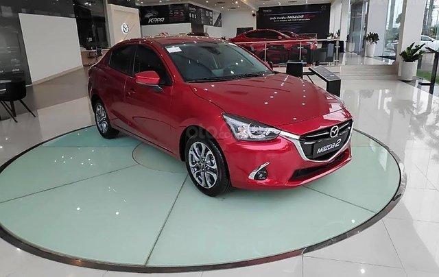 Bán xe Mazda 2 Deluxe sản xuất năm 2019, màu đỏ, nhập khẩu0