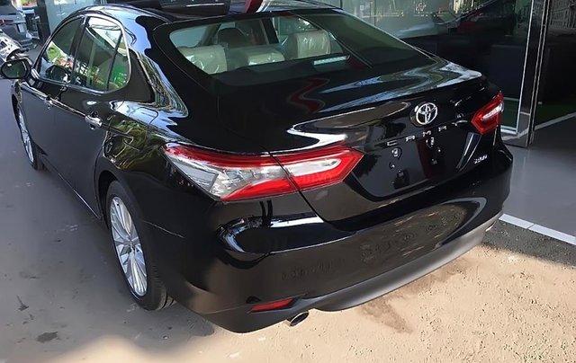 Bán Toyota Camry 2.5Q 2019 nhập khẩu nguyên chiếc Thái Lan, bản Sedan màu đen, nội thất màu kem4