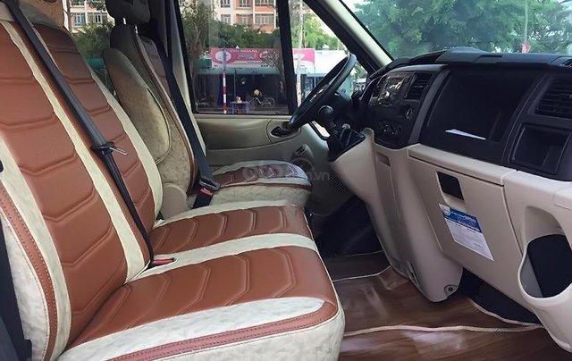 Cần bán xe Ford Transit SVP Limited sản xuất 2019, màu bạc, giá 849tr2