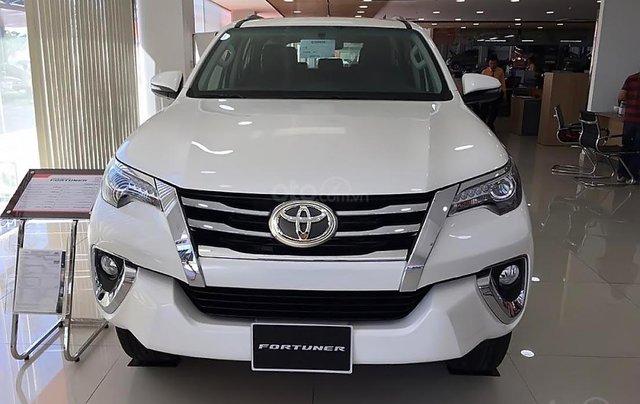 Bán Toyota Fortuner 2019 nhập Indonesia, giao xe ngay, giá tốt nhất Sài Gòn0