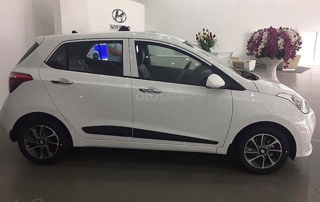 Bán ô tô Hyundai Grand i10 1.2 MT năm sản xuất 2019, màu trắng, thế hệ mới1