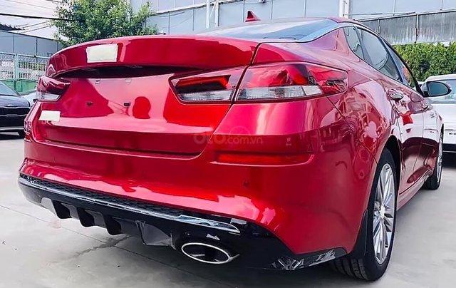 Bán Kia Optima 2.0 AT 2019 màu đỏ, số tự động1