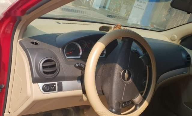 Gia đình bán Chevrolet Aveo đời 2015, màu đỏ, nhập khẩu4