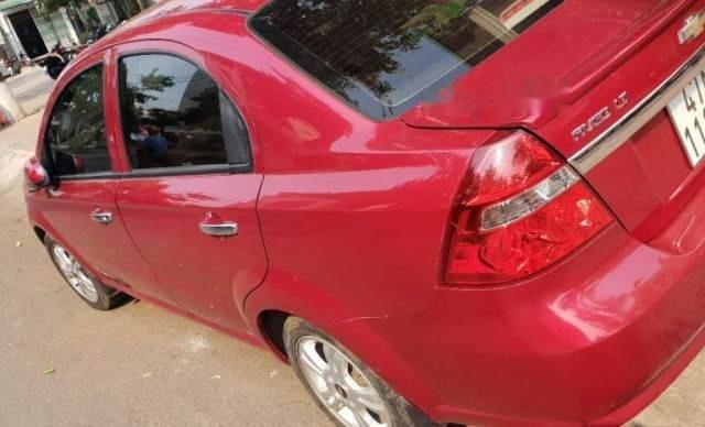 Gia đình bán Chevrolet Aveo đời 2015, màu đỏ, nhập khẩu1