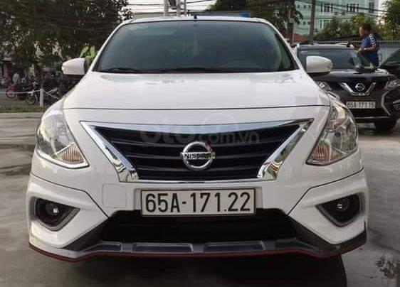 Bán Nissan Sunny XL 2019, màu trắng, giá 428tr0