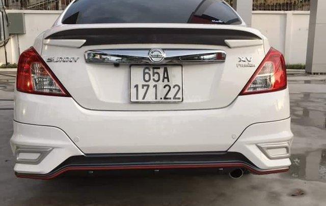 Bán Nissan Sunny XL 2019, màu trắng, giá 428tr1