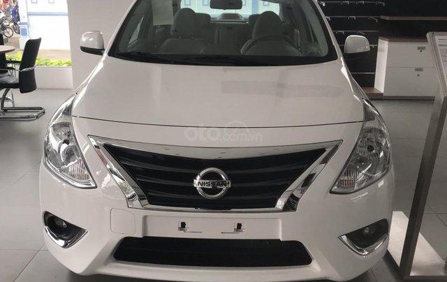 Bán Nissan Sunny XL 2019, màu trắng, giá 428tr2