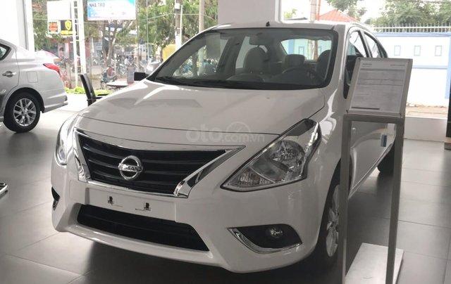 Bán Nissan Sunny XL 2019, màu trắng, giá 428tr3