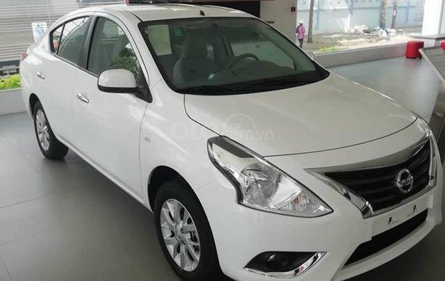 Bán Nissan Sunny XL 2019, màu trắng, giá 428tr5