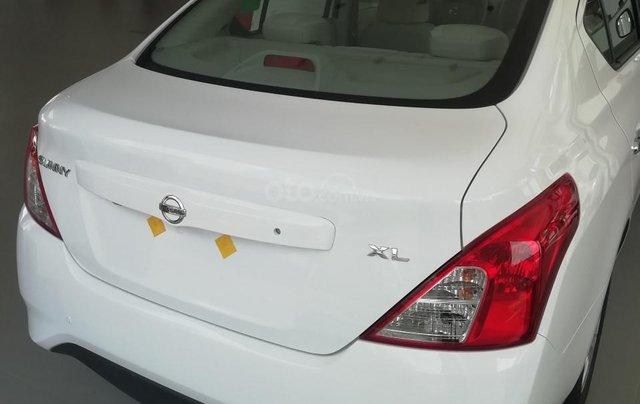 Bán Nissan Sunny XL 2019, màu trắng, giá 428tr9
