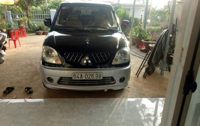 Bán xe Mitsubishi Jolie sản xuất năm 2004, nhập khẩu, giá thấp, chính chủ sử dụng0