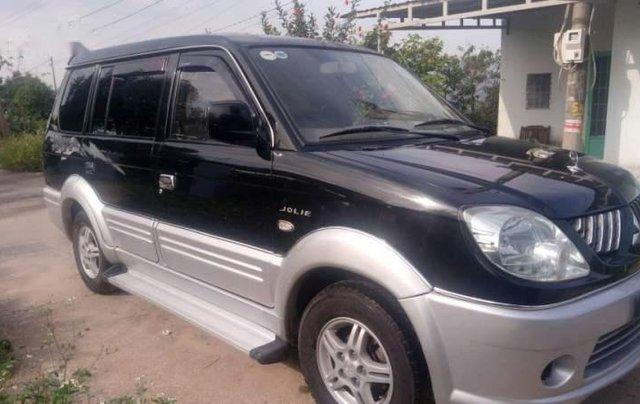 Bán xe Mitsubishi Jolie sản xuất năm 2004, nhập khẩu, giá thấp, chính chủ sử dụng4