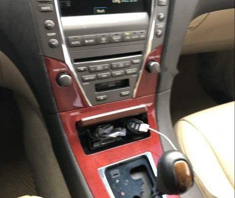 Chính chủ bán Lexus ES 350 sản xuất 2007, màu đỏ, nhập khẩu nguyên chiếc, 650tr3