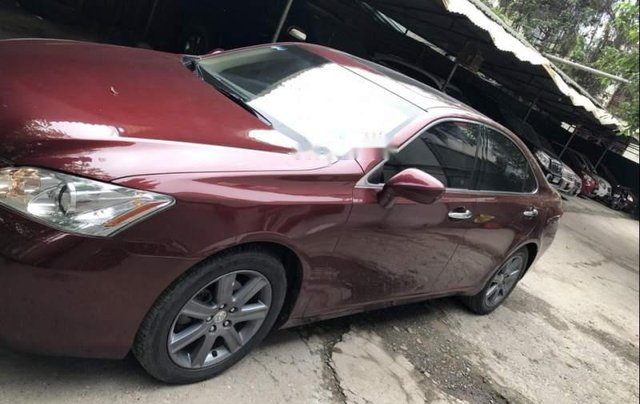 Chính chủ bán Lexus ES 350 sản xuất 2007, màu đỏ, nhập khẩu nguyên chiếc, 650tr4
