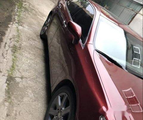 Chính chủ bán Lexus ES 350 sản xuất 2007, màu đỏ, nhập khẩu nguyên chiếc, 650tr2