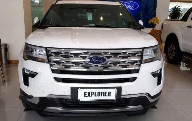 Cần bán xe Ford Explorer đời 2018, xe nhập0